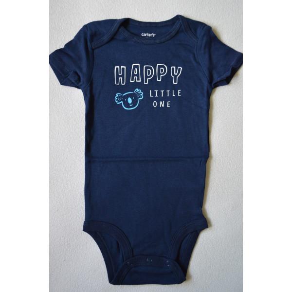 Бодік 1шт синій HAPPY Little One