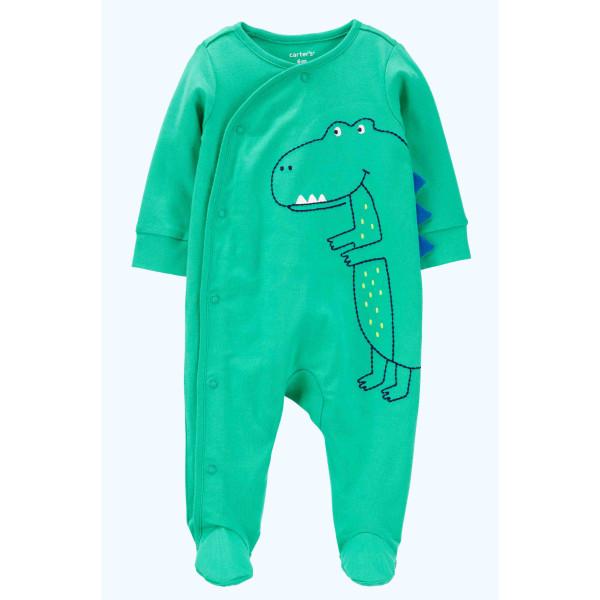 Чоловічок динозаврик бавовняний