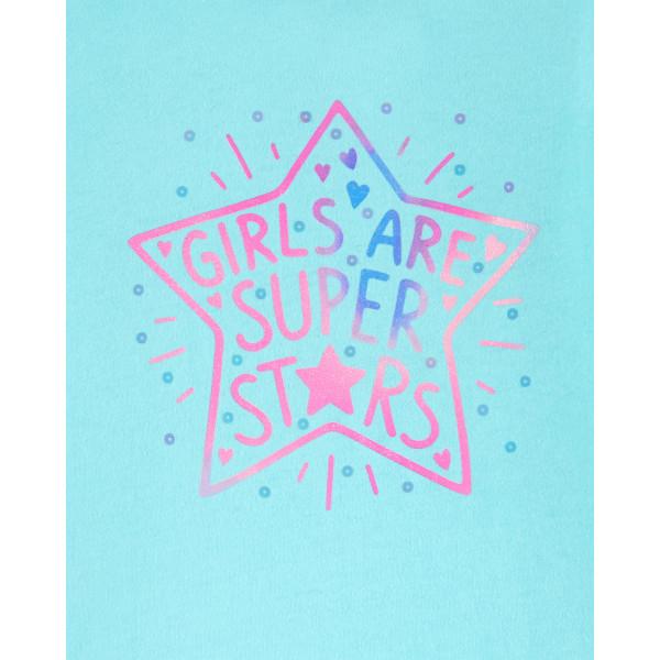 Реглан бірюзовий  super stars