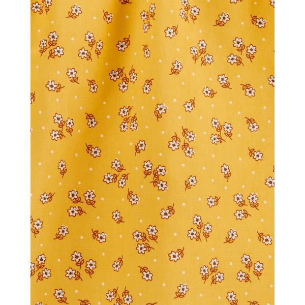 Легкий квітчастий сарафан, шорти 100% віскозний паплін