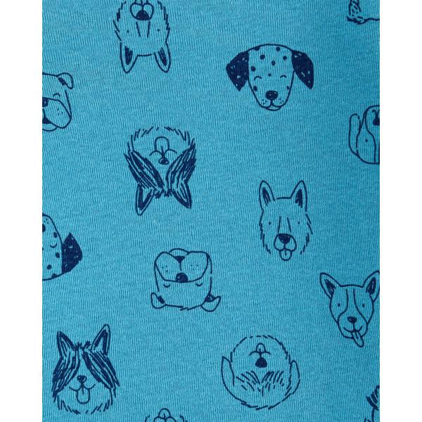 Комплект 2бодіки штанці з собаками