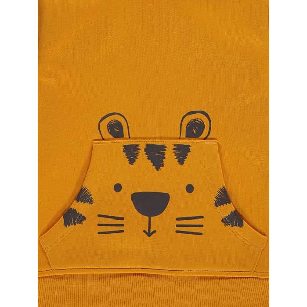 Жовтий тигрик Худі та Джогери