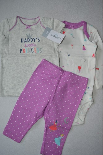 Комплект футболка Little Princess..