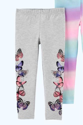 Лосини з метеликами
