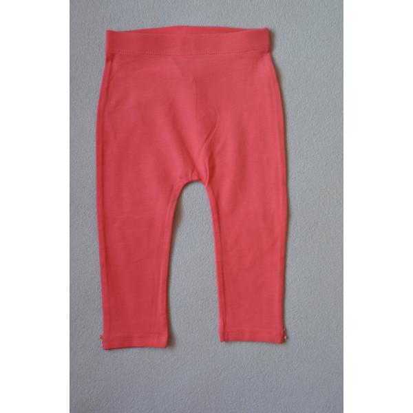 Лосіни рожеві 1шт з бантиками хлопкові