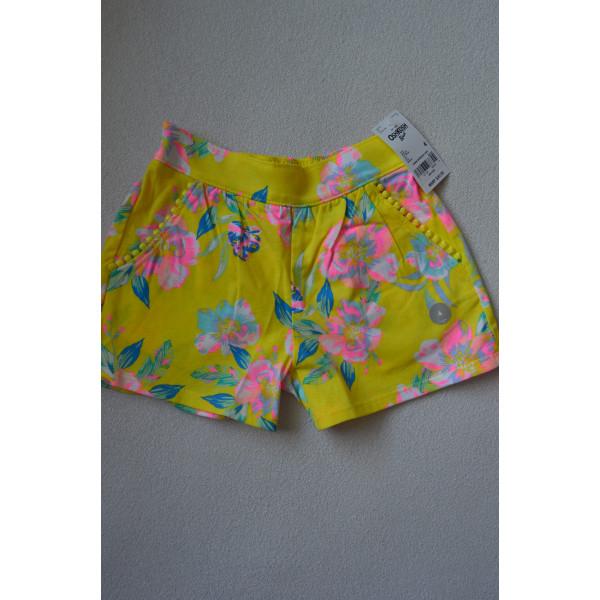 Шорти Tropical Floral Pom Pom Shorts 60% бавовна, 40% поліестер