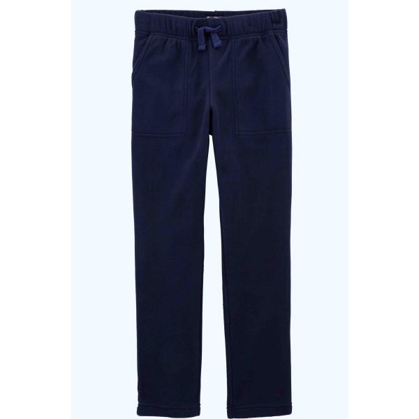 Штани флісові темно-сині
