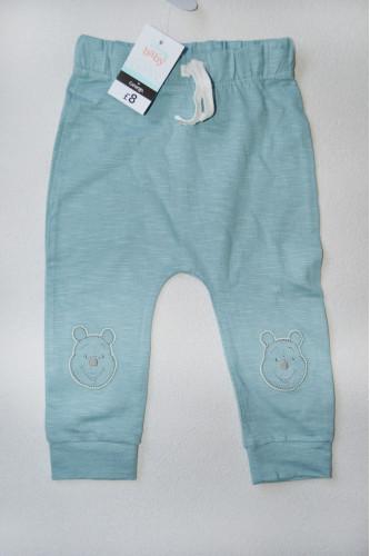 Штани  джогери сині з ведмедиком Disney