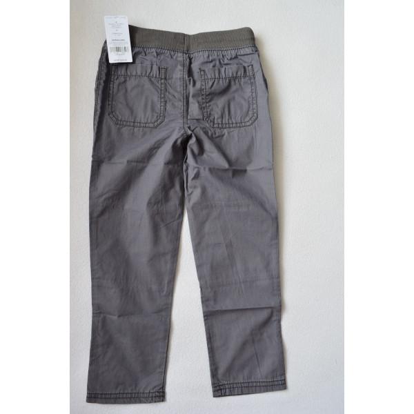 Штани брюки сірі з щільної, практичної тканини