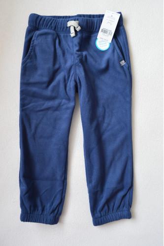 Штани флісові сині