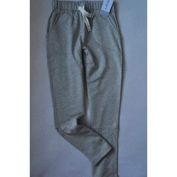 Трикотажні сірі штани