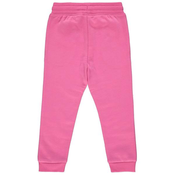Комплект рожевий трикотаж на флісі