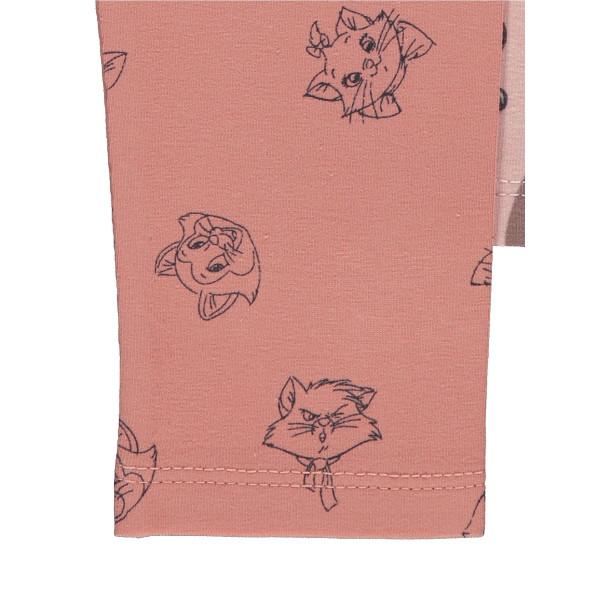 Лосини рожеві Disney  The Aristocats Marie print
