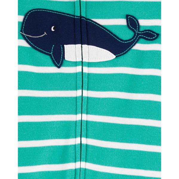 Чоловічок,сліпік бавовняний з китом