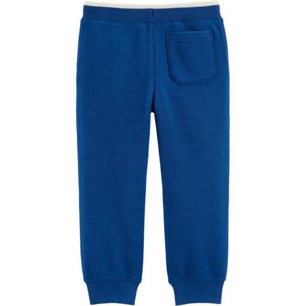 Штани сині з шнурочком